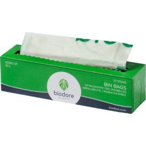 composteerbare afvalzakken - 30 liter - Biodore