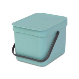Brabantia GFT bak - 6ltr blauw