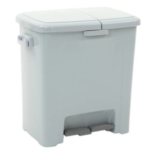 goedkope afvalbak voor afvalscheiding