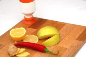 recept voor in je waterflesje - energy boost