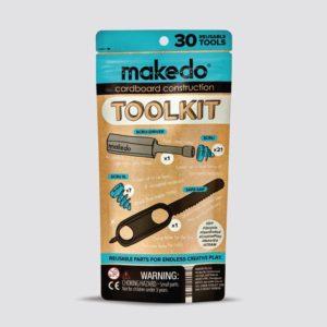 makedo toolkit - recycle en maak je eigen speelgoed