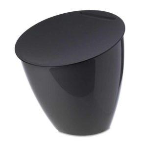 Rosti Mepal GFT bakje voor op het aanrecht zwart Rosti Mepal stijlvol GFT bakje voor op het aanrecht grijs Calypso