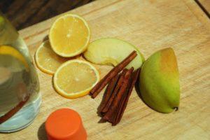 recept voor in je waterflesje