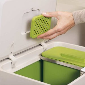De Joseph Joseph Intelligent Waste Unit Geurfilter