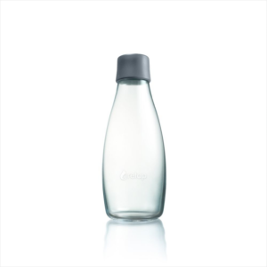 Retap waterfles 500 ml - grijs
