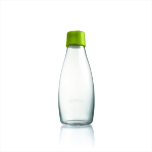 Retap waterfles 500 ml - lime groen