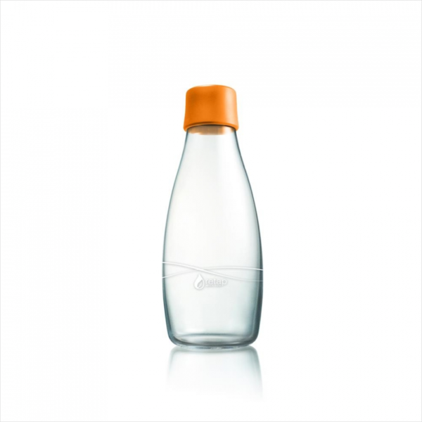 Retap waterfles 500 ml - oranje