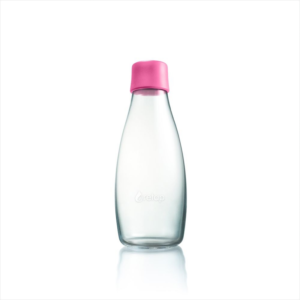 Retap waterfles 500 ml - roze