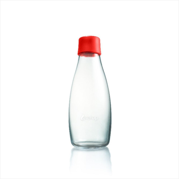 Retap waterfles 500 ml - rood