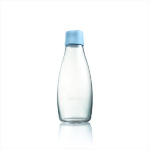 Retap waterfles 500 ml - lichtblauw