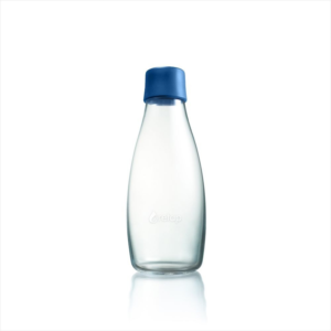 Retap waterfles 500 ml - blauw