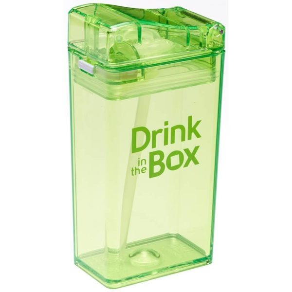 Drink in the Box: een duurzaam drinkpakje
