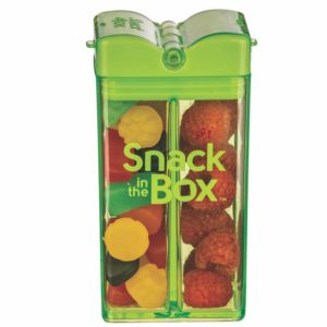 gezonde snacks in the box - iedere dag